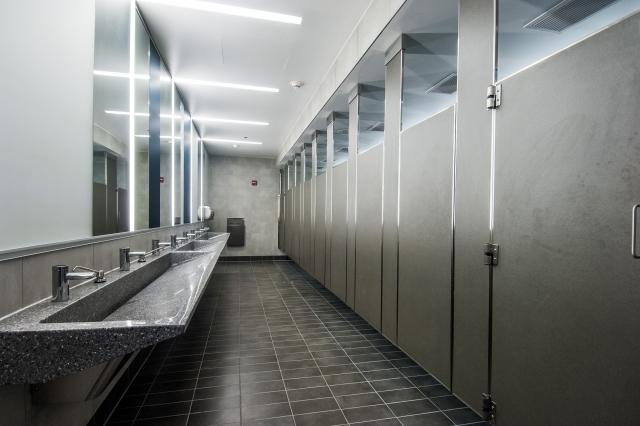 NASM Restroom Renovations, Washington, D.C.