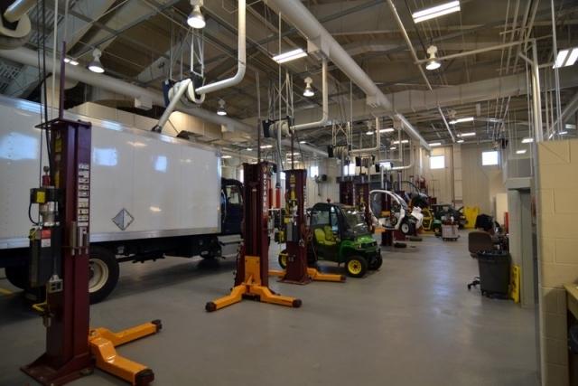Fleet Management Facility
