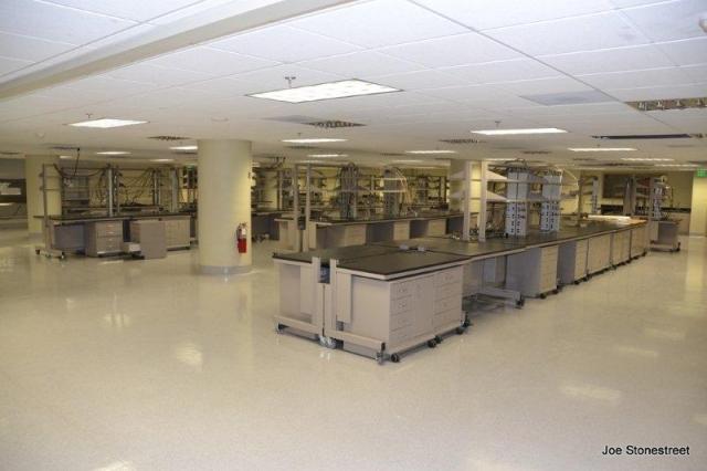 Natural History Lab Renovation