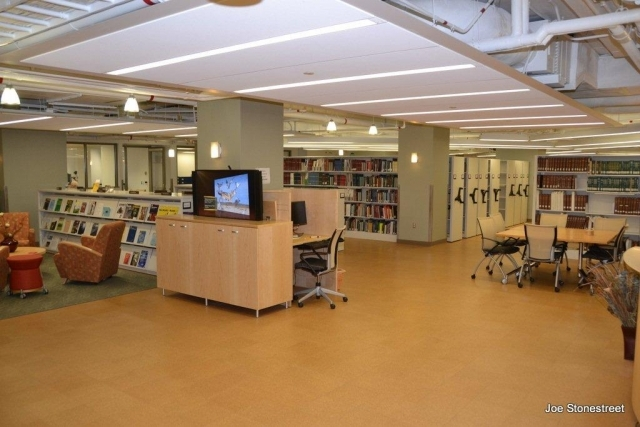 East Court Library