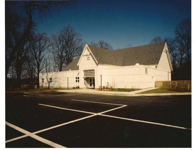 Holy Family Parish Hall, Mitchellville, MD