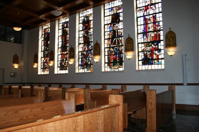 Blessed John Paul II Seminary, Phase 1