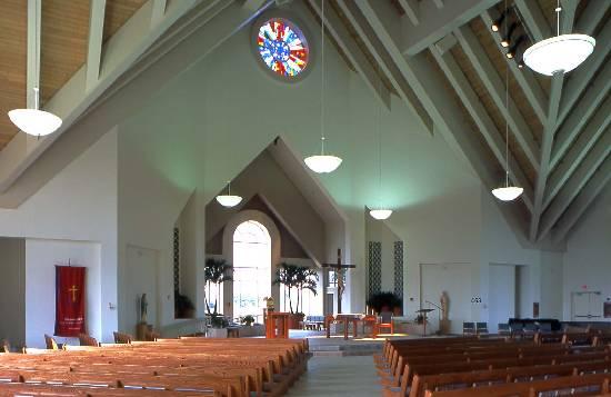 St. Paul's Catholic Church, Damascus, MD
