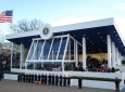 2013 Presidential Inaugural Reviewing Stand