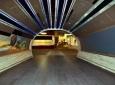 Time Tunnels Interior, Human Origin Exhibit