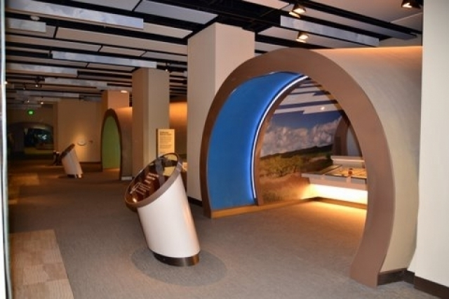 Time Tunnels, Human Origin Exhibit